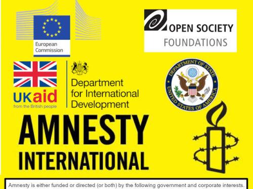 Le falsità di Amnesty International sul Nicaragua