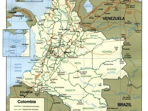 Riprende l'insurrezione in Colombia: le FARC tornano in guerra