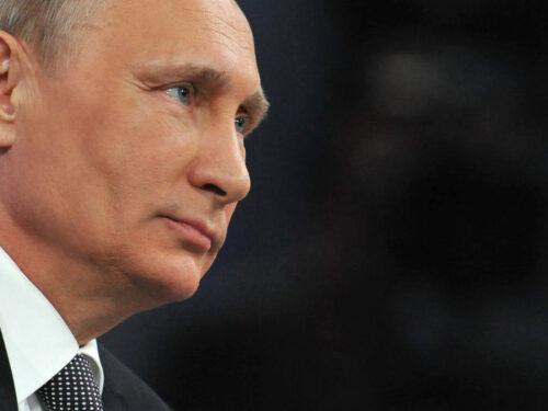 Vladimir Putin su piccoli sciacalli e questioni internazionali
