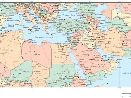 """Sul nuovo """"asse strategico"""" del Medio Oriente"""