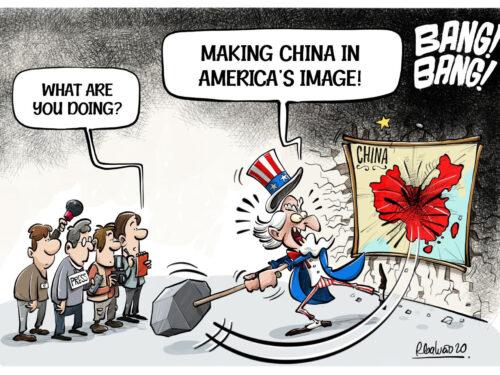 La tattica di Biden è fare la guerra e chiedere cooperazione a Russia e Cina. Fallirà