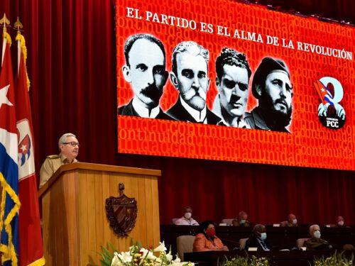 Risoluzione sul rapporto centrale all'VIII Congresso del Partito Comunista di Cuba
