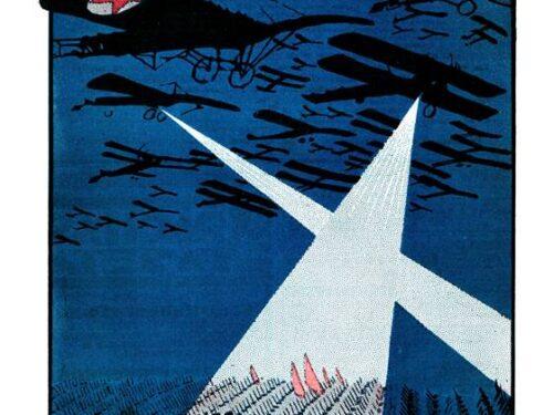 Avvistamenti UFO, fenomeni anomali e creature misteriose nell'URSS tra le due guerre mondiali