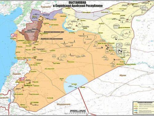 L'alleanza blasfema degli Stati Uniti impedisce la normalità in Siria