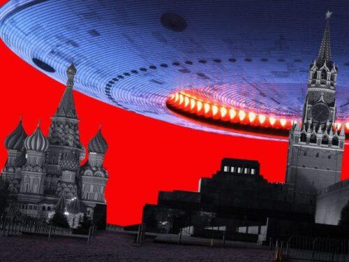 Il caso degli UFO sulla centrale nucleare di Chernobyl