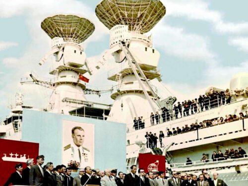 Come fu distrutta la flotta spaziale dell'URSS