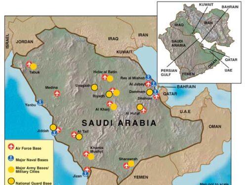 BAE Systems ha venduto armi per 17,6 miliardi di sterline ai sauditi