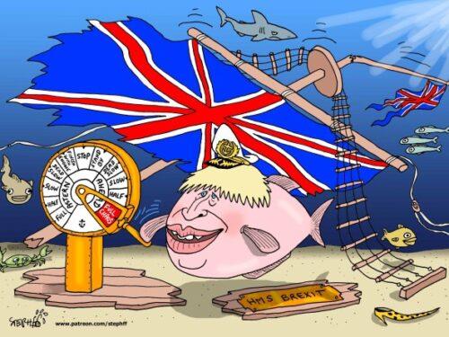 Lavrov indica la perfida Albione nello scontro diplomatico dell'UE
