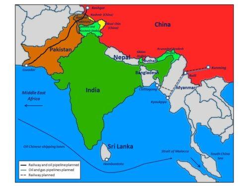 Cina, India, USA e Covid