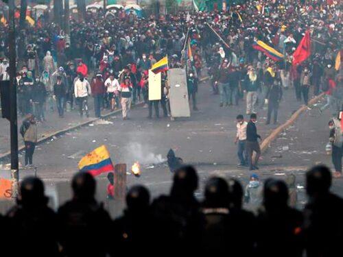 Ecuador: Lenin Moreno e la CIA contro Andres Arauz