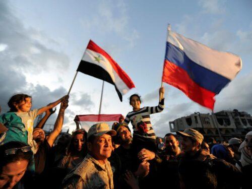 Il ruolo della Russia nell'impedire il genocidio dei cristiani siriani