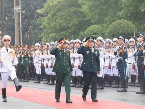 Il Vietnam non seguirà altri contro la Cina