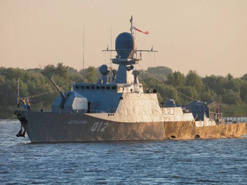 La Russia costruisce navi furtive avanzate