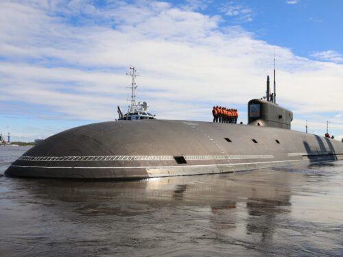 La Russia amplierà la flotta di sottomarini classe Borej