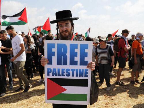 Resistenza in Palestina, fratture nel governo israeliano