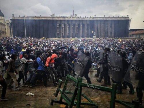 Colombia: tra morti e repressione