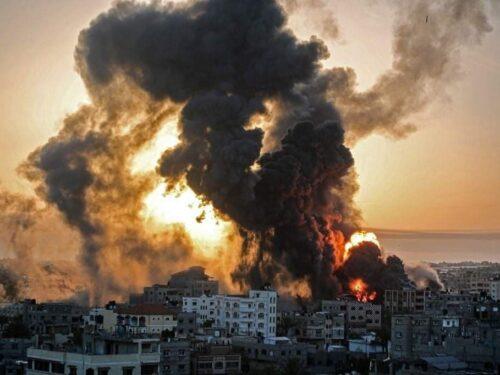Continua lo scambio di colpi tra Israele e Palestinesi