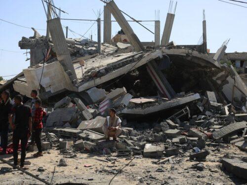 """L'""""affare del secolo"""" nordamericano in fiamme dopo che Israele devastava Gaza"""