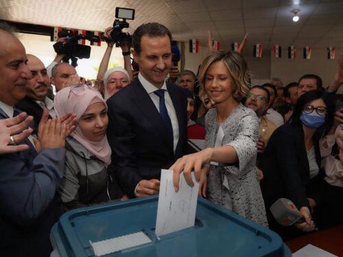 La vittoria delle elezioni siriane è una celebrazione della vittoria in guerra