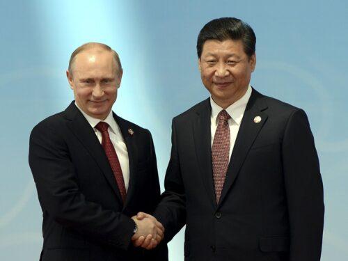Xi e Putin testimoni della svolta nella cooperazione nucleare