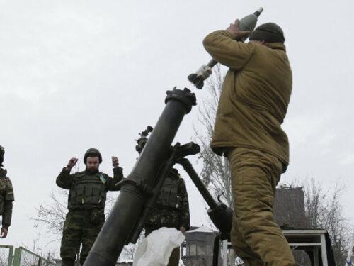 Donbas: Donetsk sotto il tiro ucraino, un civile ucciso, ma Kiev subisce perdite