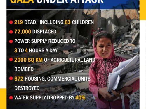A Gaza vite cancellate: Israele annienta volontariamente intere famiglie