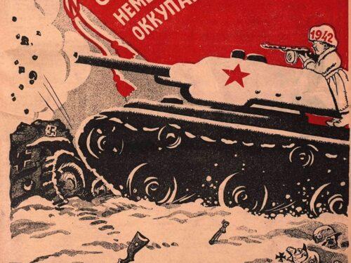 Durante Stalingrado, la Germania produsse 500 carri armati al mese, l'URSS 2200. Hitler lo considerava impossibile