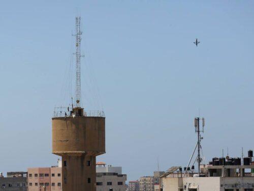 Bombardamenti e Resistenza in Palestina