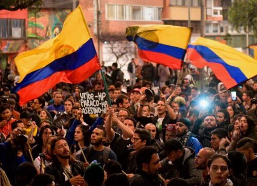 Sciopero nazionale in Colombia: labirinto dell'uribismo