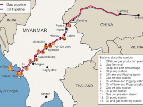 Mirando alla Cina Stati Uniti e Regno Unito lanciano la guerriglia etnica contro il Myanmar