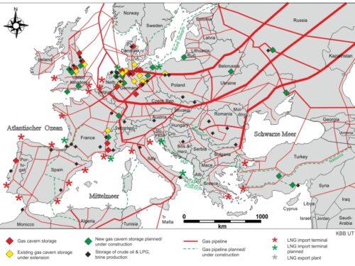 Il motivo principale della lotta della Germania per il Nord Stream 2