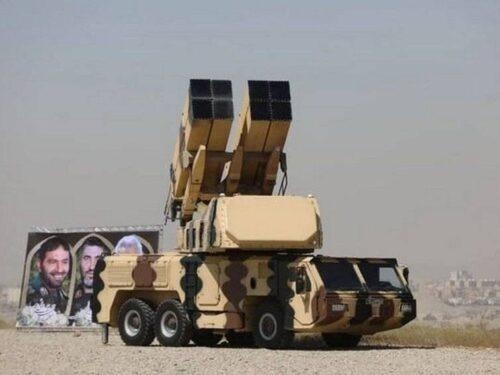 L'Iran presenta il nuovo sistema antiaereo a corto raggio 9 Dey