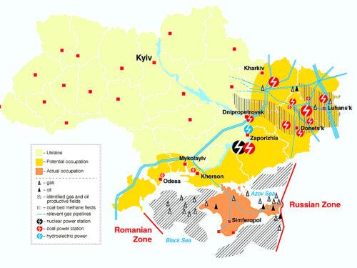Donbas: l'Ucraina continua i suoi crimini