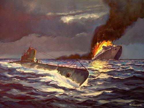 """Per il popolo sovietico e Leningrado"": come Marinesko affondò il transatlantico tedesco ""Wilhelm Gustloff"""