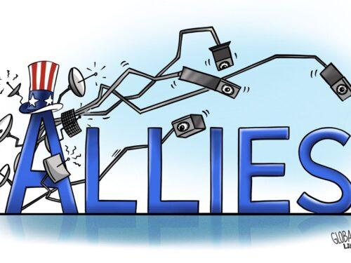 Lo scandalo dello spionaggio statunitense in Europa non va minimizzato