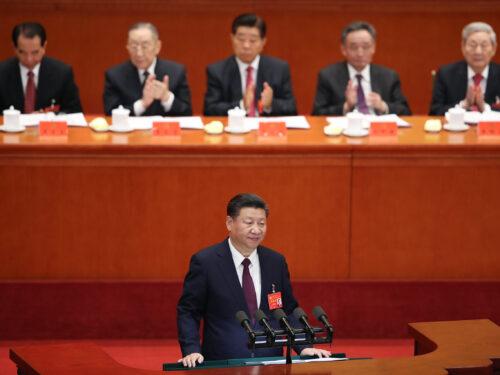 Discorso di Liu Qibao al simposio per commemorare la Rivoluzione d'Ottobre