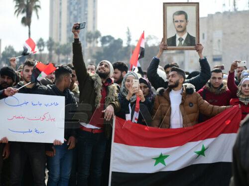 Un decennio dopo: la guerra occidentale alla Siria continua