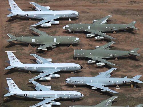 L'aeronautica statunitense annuncia il ritiro di oltre 200 velivoli