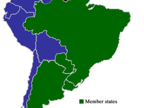 Trasporto terrestre cinese in America Latina
