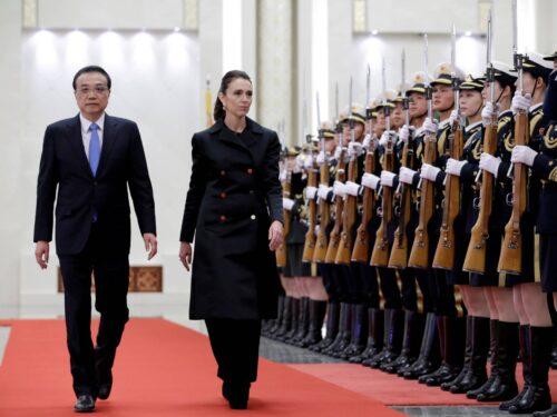 """La Nuova Zelanda si rifiuta di accusare la Cina di """"genocidio"""""""