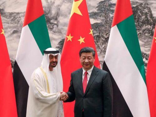 Gli USA minacciano gli EAU sulla cooperazione cinese