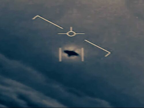 Gli UFO atterrano sulle principali reti degli Stati Uniti