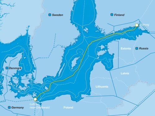 Nord Stream 2 segnala il declino nordamericano in Europa