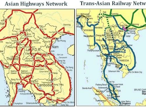 Il corridoio Cina-Laos-Thailandia