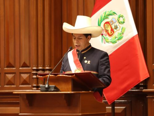 Perù. Il Paese degli umili festeggia l'insediamento del Professor Pedro Castillo