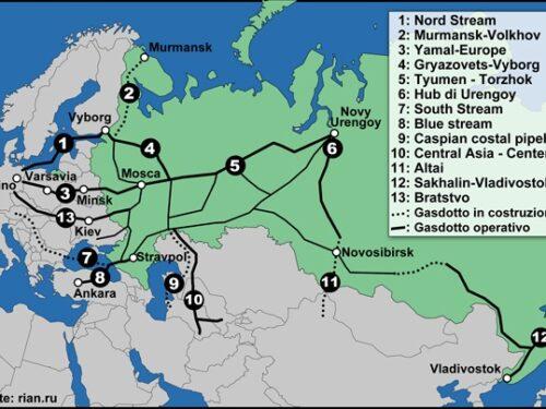 Nord Stream 2 non è una concessione nordamericana, ma ammissione della sconfitta