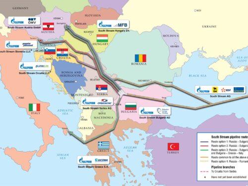 Nord Stream 2: vittoria della Germania e sconfitta dell'Italia
