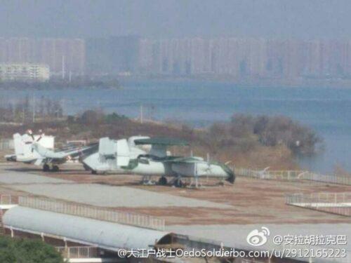 L'AWACS KJ-500 di due generazioni avanzato rispetto agli USA