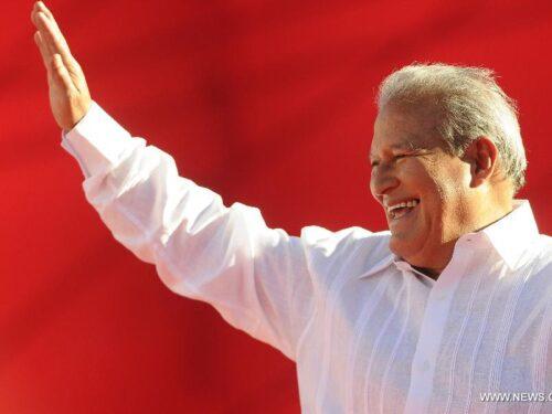 Il Nicaragua concede asilo all'ex-presidente di El Salvador Sánchez Cerén
