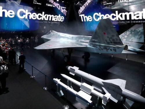 L'Iran, dopo aver ricevuto i Su-75 russi, si opporrà agli F-35 israeliani